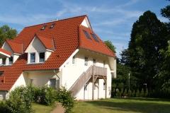 Haus mit Ferienwohnungen Typ 1 und Typ 2