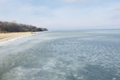 Ostsee als Eismeer